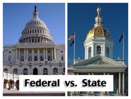 Federal vs State