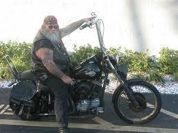 societal trust.biker